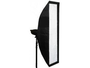 Softbox 35x160cm STRIP, úchyt Bowens