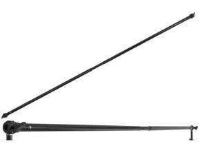 Teleskopická tyč na konštrukciu pozadia 172-315 cm