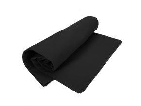 Textílne fotografické pozadie 3x6m, čierne