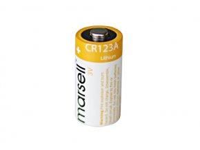 Náhrada fotobatérie CR-123A