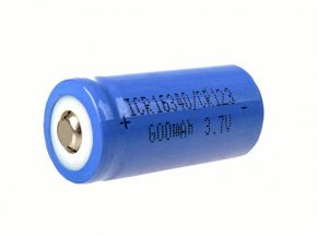 Náhrada batérie CR123 600mAh