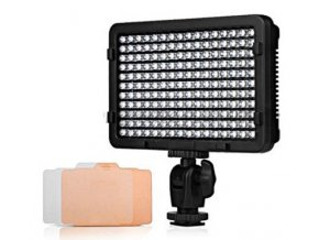 Fotografické panelové LED svetlo 5600K - 176 LED diód