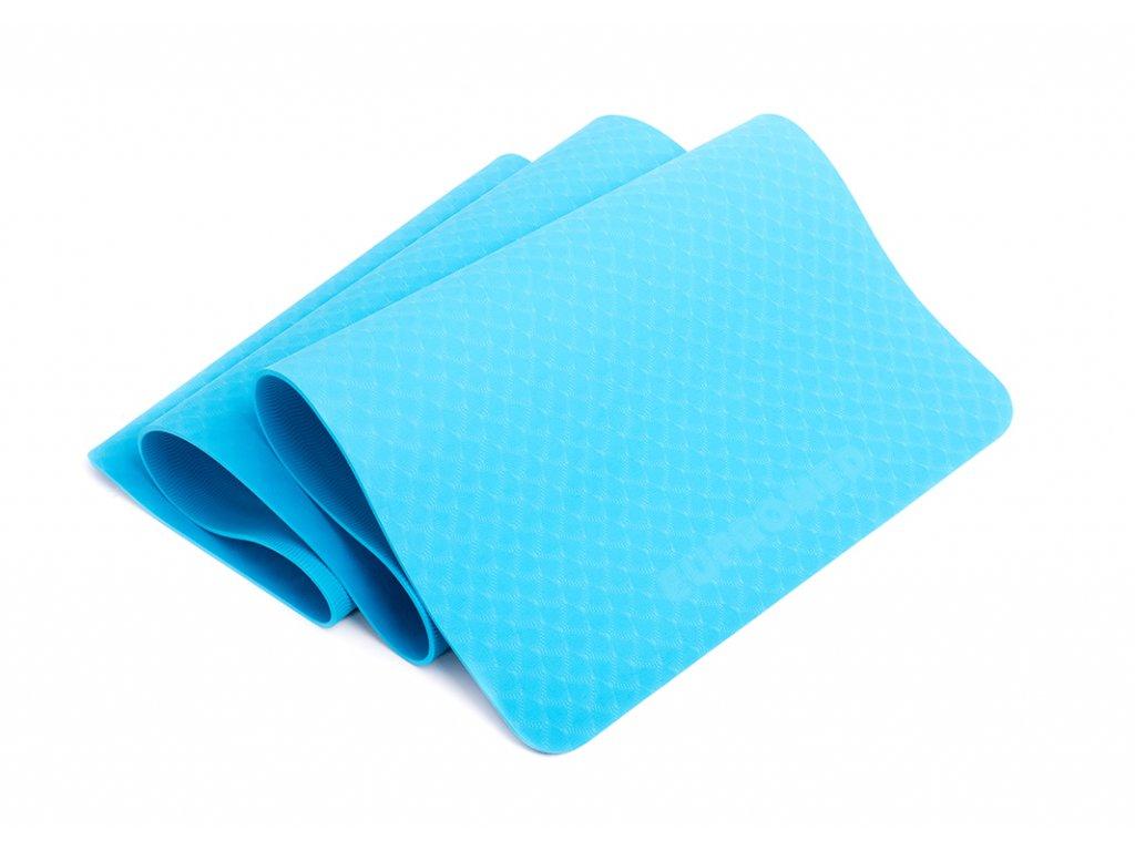 Podložka Na Cvičení EuProMed Basic Modrá 5 mm