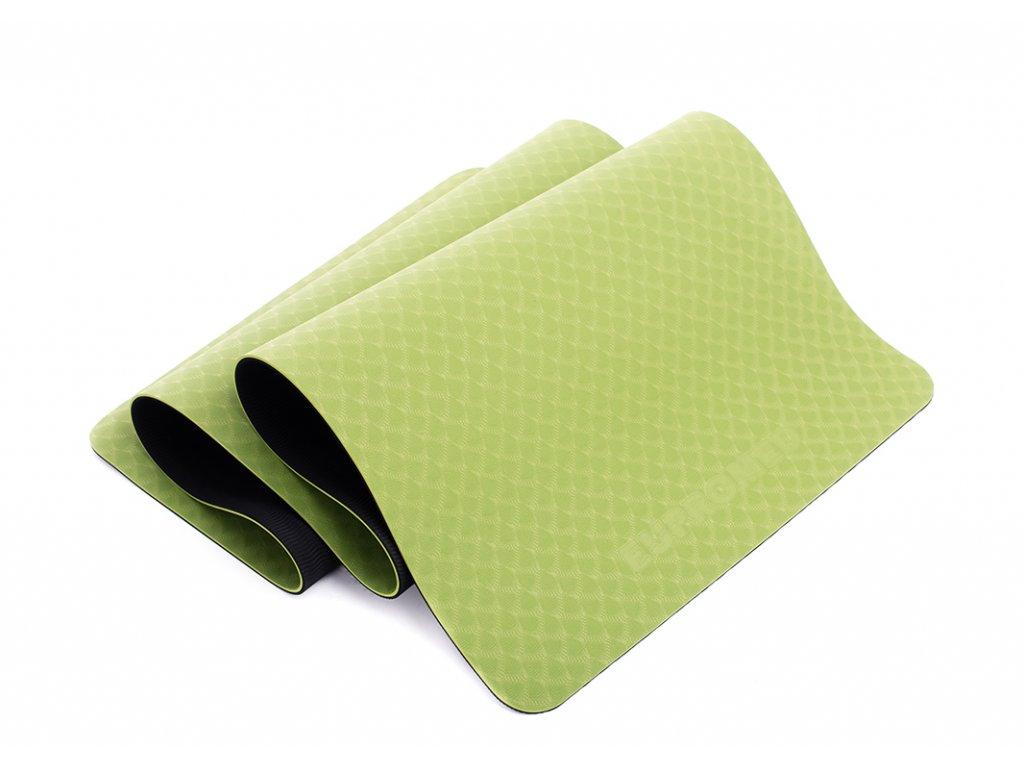 Podložka Na Cvičení EuProMed Advance Zelená 6 mm