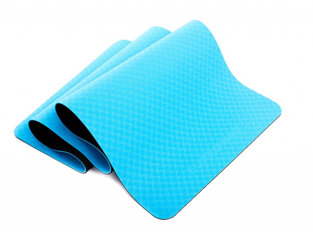 Podložka Na Cvičení EuProMed Advance Modrá 4 mm