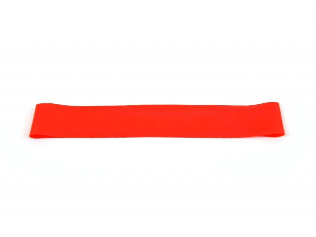 Posilovací guma 60 cm - ČERVENÁ 0,9 mm
