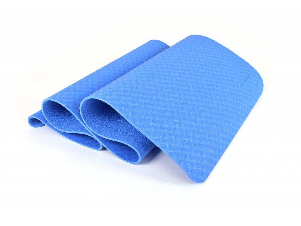 Podložka Na Cvičení EuProMed Modrá Reptile 6 mm