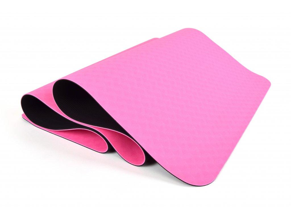Podložka Na Cvičení EuProMed Advance Růžová 4 mm