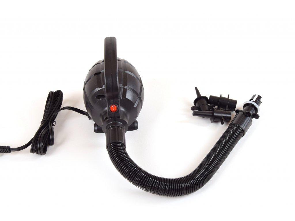 Elektrická pumpa - KOMPRESOR pro PADDLEBOARDY A AIRTRACKY