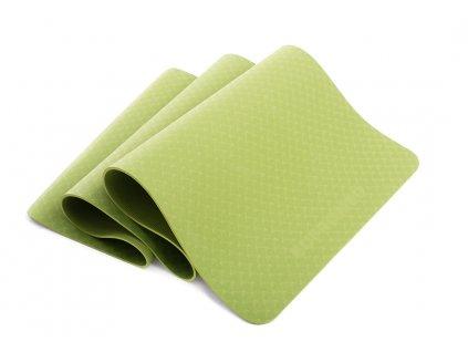 Podložka Na Cvičení EuProMed Basic Zelená 4 mm