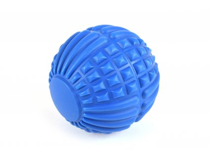Masážní míček fasciální - 12,5 cm MODRÁ