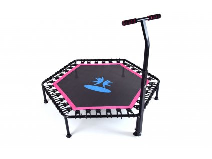 Fitness trampolína EUPROMED Hexagon 130 cm