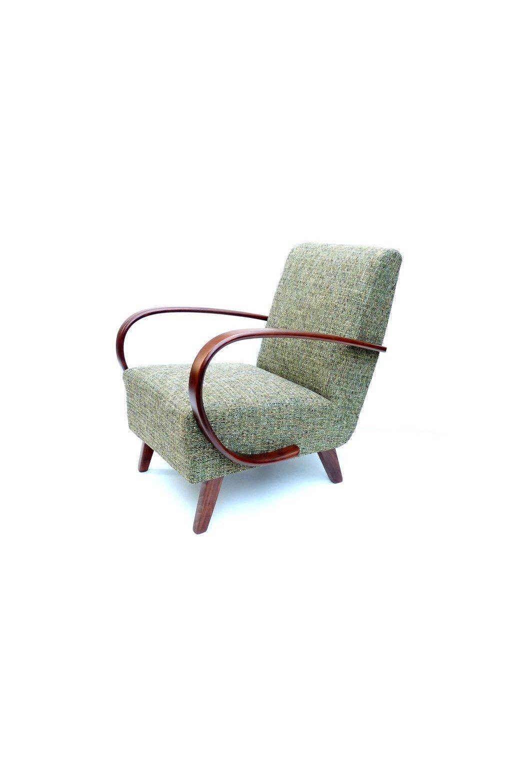 křeslo. designové křeslo. design chair. křeslo halabala. vybavení moderního interiéru. nábytek do moderního interiéru. retro armchair