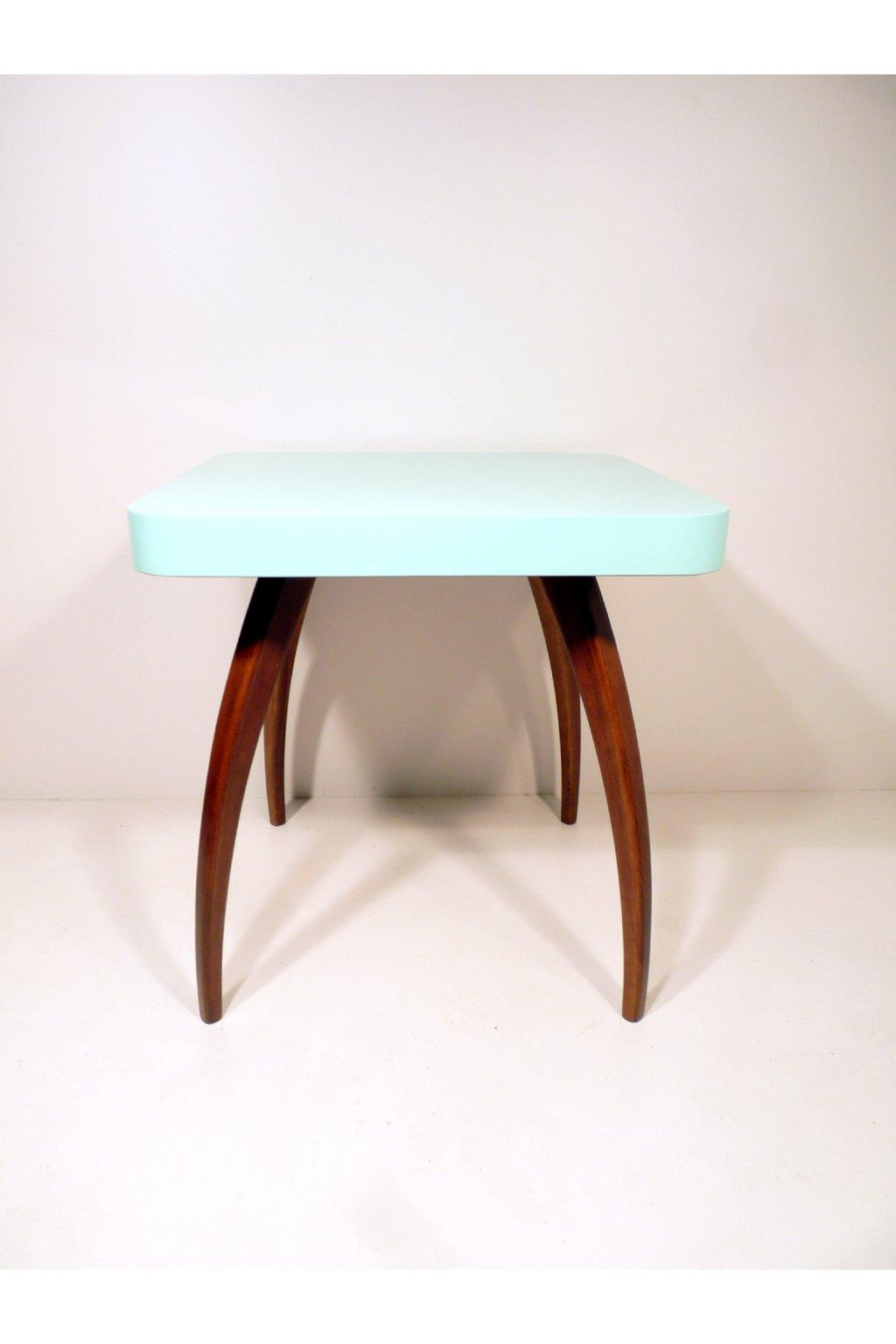 pavouk.stolek pavouk. halabala .designový nábytek