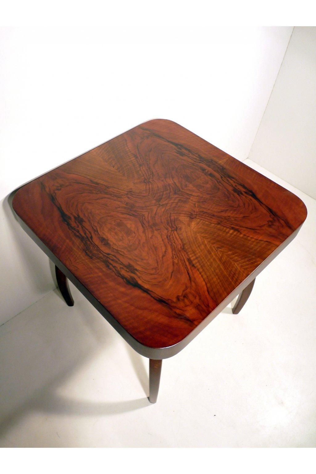 stolek Pavouk Halabala