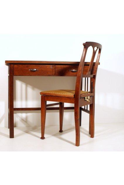 starožitný nábytek thonet