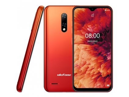 Note 8P 2GB 16GB DS Sunr. Orange ULEFONE