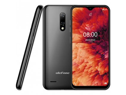 Note 8P 2GB 16GB DS Black ULEFONE