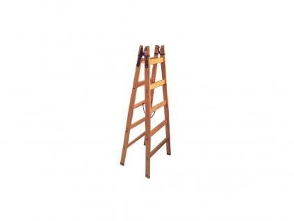 štafle technické  5 př. 1,6m dřevěné