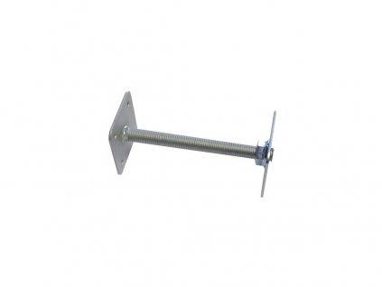 patka pilíře 14-01 110x110/250mm, pr.záv.tyče 24mm