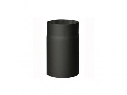 roura kouřová 180mm/ 250 t.1,5mm ČER