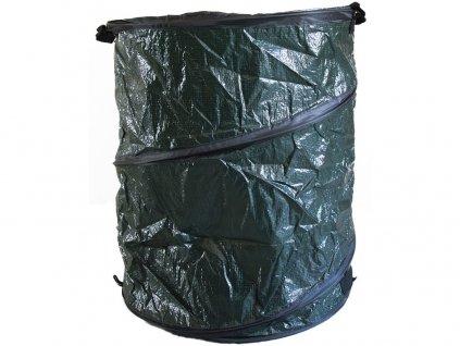 koš na zahradní odpad skládací pr.50x65cm PE
