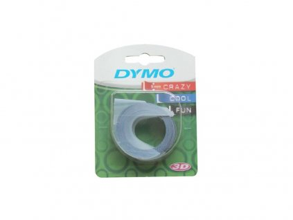 páska 3D,9mmx3m, mix barev, pro dom. štítkovač (3ks)