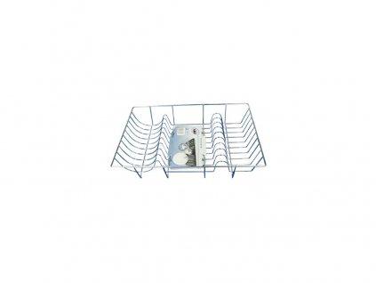 odkapávač na nádobí  48x30x10cm Cr