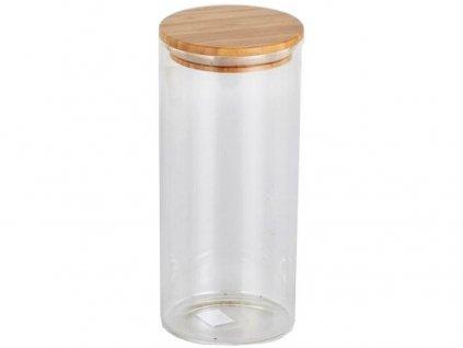 dóza kul. 1,3l skl.+bambus víčko