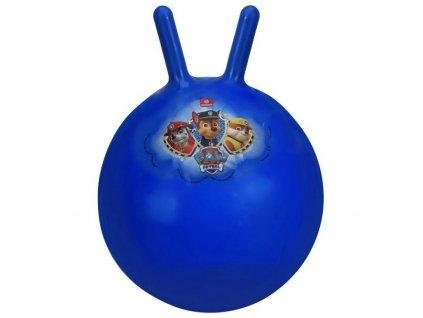 míč skákací 45cm PAW PATROL