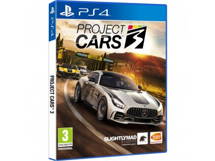 Project CARS 3 hra PS4