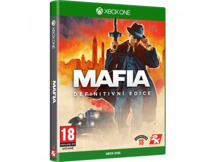 Mafia I Definitive Edition hra XONE