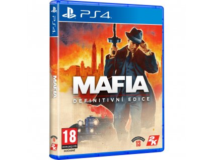 Mafia I Definitive Edition hra PS4