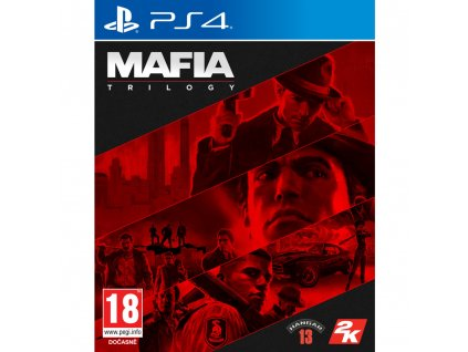 Mafia Trilogy hra PS4