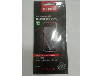 Fólie na displej pro Iphone 5/5C/5S MAXELL  https://www.heureka.cz/?h%5Bfraze%5D=maxell+iphone5%2F5c
