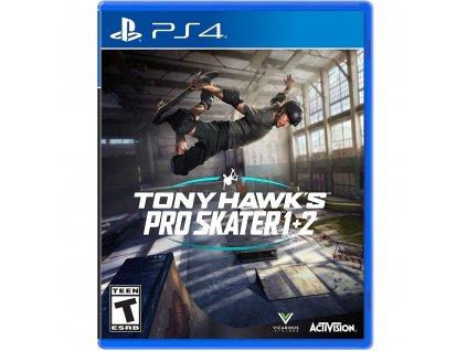 Tony Hawks Pro Skater 1+2 hra PS4