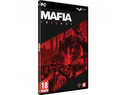 Mafia Trilogy hra PC