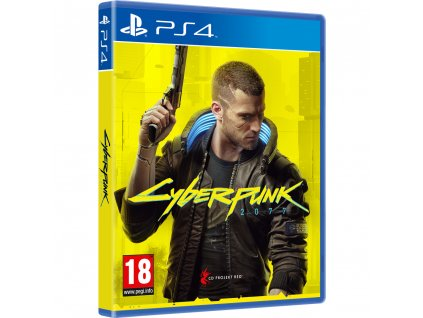 Cyberpunk 2077 hra PS4