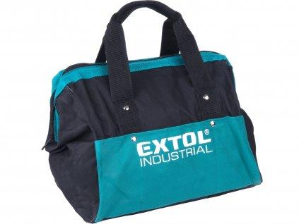 EXTOL INDUSTRIAL 8858020 taška na nářadí, 34x29x23cm