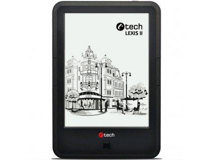 Čtečka e-knih C-Tech Lexis II - černá