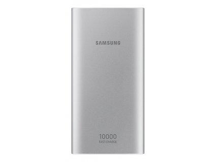 Powerbank Samsung EB-P110CP 10000 mAh, FastCharge, USB-C - stříbrná