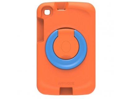 Kryt Samsung Kids Cover na Galaxy Tab A 8.0 - oranžový