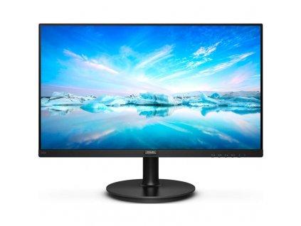 "Monitor Philips 242V8A 23.8"", LED, IPS, 4ms, 1000:1, 250cd/ m2, 1920 x 1080"