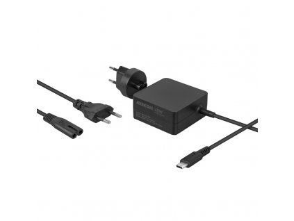 Napájecí adaptér Avacom USB-C 45W Power Delivery