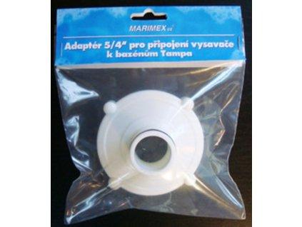 Adaptér 5/4 pro připojení vysavače k bazénům Intex - modrý