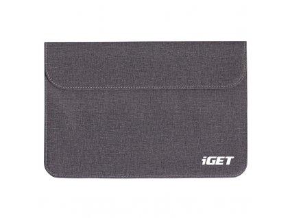 "Pouzdro na tablet iGET iC10 na 10.1"" - šedé"