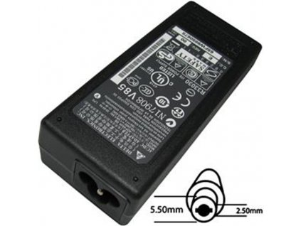 Napájecí adaptér Asus 65W 19V, 5.5x2.5 (bez sitove snury)