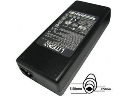 Napájecí adaptér Asus 90W 19V, 5.5x2.5 (bez sitove snury)