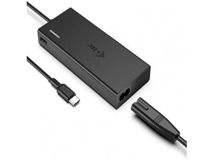 Napájecí adaptér i-tec USB-C Smart Charger 65W + USB-A Port 12W