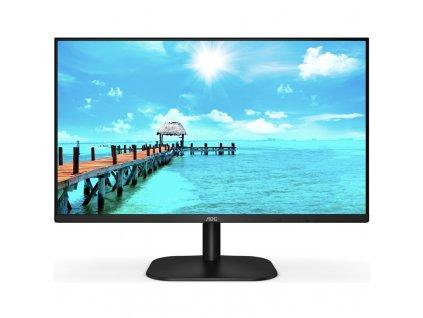 "Monitor AOC 24B2XHM2 23.8"", LED, VA, 4ms, 3000:1, 250cd/ m2, 1920 x 1080,"